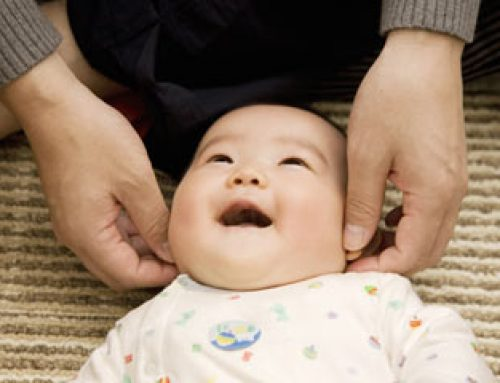 Infant Massage New Class Series Starts August 9th