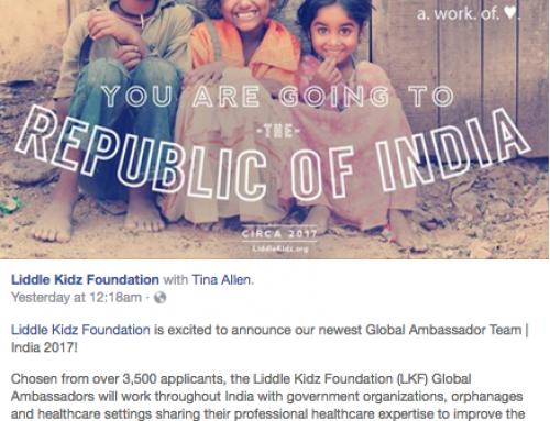 India Global Ambassador 2017
